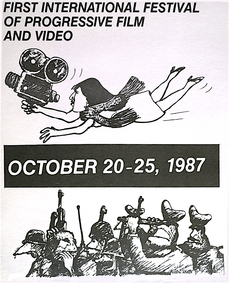 1987 – International Festival of Progressive Film & Video